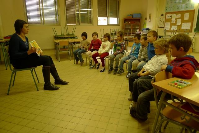 Урок � азвития � ечи в группе Солнышко (4  - 5 лет)
